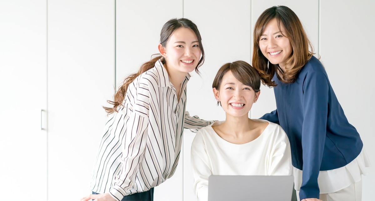 女性の転職支援